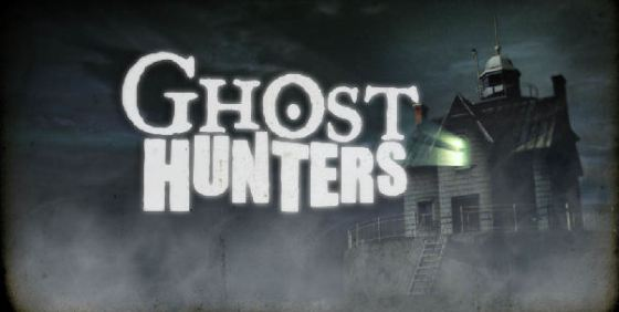 Ghost Hunters Logo Lighthouse WIDE