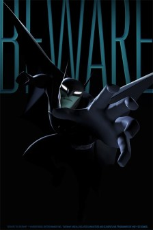 beware-the-batman poster