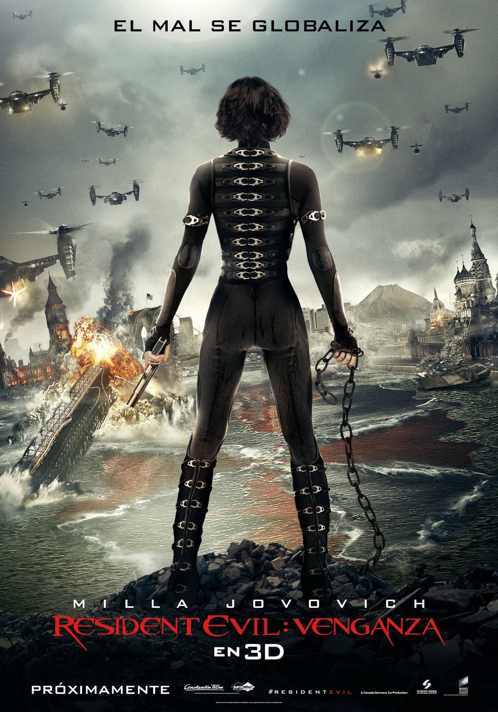 Resident Evil Retribution Intl Poster 612 1 Resident Evil: Retribution Has a New Trailer Full of Zombies, Explosions, Alice