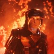 Star Trek ID 011 Spock volcano