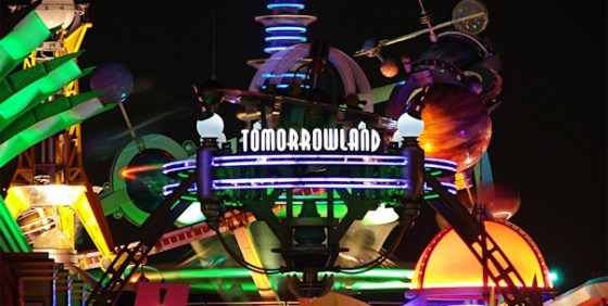 Tomorrowland wide