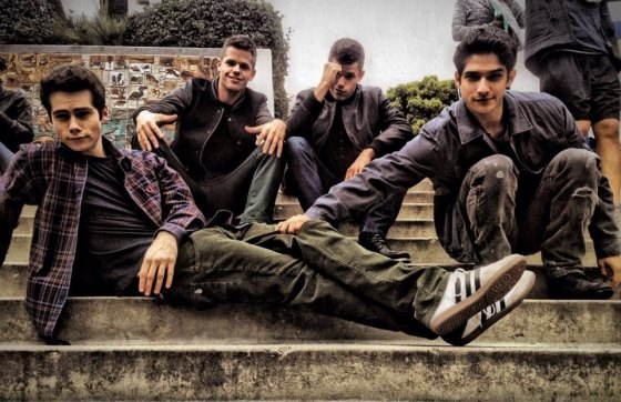 Teen Wolf s3 boys promo pic