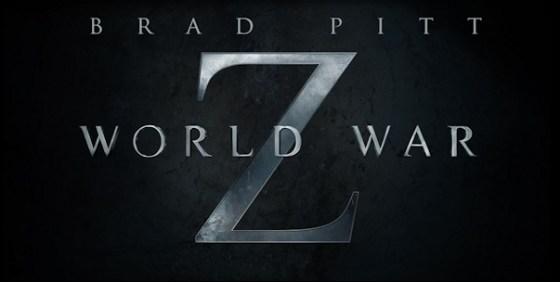 World War Z logo wide