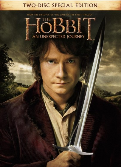 Hobbit AUJ DVD cover art