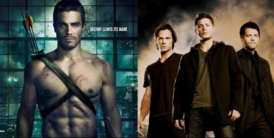 Arrow Supernatural men wide