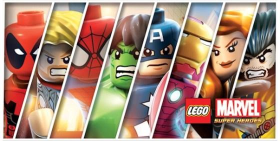 Lego Marvel Super Heroes wide
