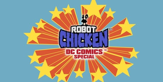 Robot Chicken DC Comics Special logo wide