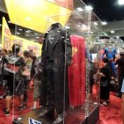 SDCC 2013 15 exhibit hall superman uniforms 2