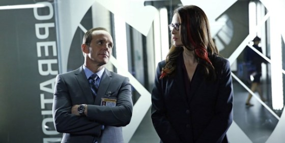Marvel's Agents of SHIELD 107 Coulson Hand wide