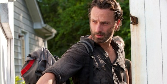 The Walking Dead 404 Rick wide