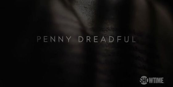 Penny Dreadful logo wide