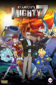 The_Hub_Network_-_Stan_Lee_Mighty_7_Key_Art