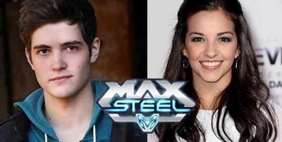 max steel cast