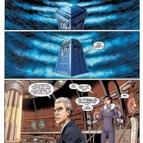 Doctor Who 12th Doctor page 4