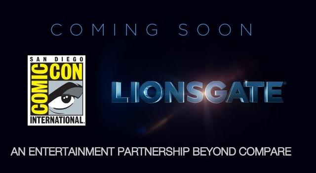 Comic-Con Lionsgate wide1