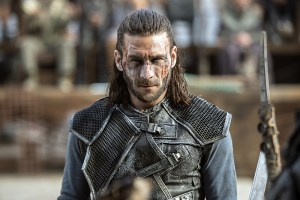 "The 100 -- ""Watch The Thrones"" -- Image HU304a_0036 -- Pictured: Zachary McGowan as Roan -- Credit: Cate Cameron/The CW -- © 2016 The CW Network, LLC. All Rights Reserved"