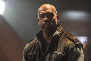 "The 100 -- ""Watch The Thrones"" -- Image HU304b_0154 -- Pictured: Michael Beach as Pike -- Credit: Cate Cameron/The CW -- © 2016 The CW Network, LLC. All Rights Reserved"