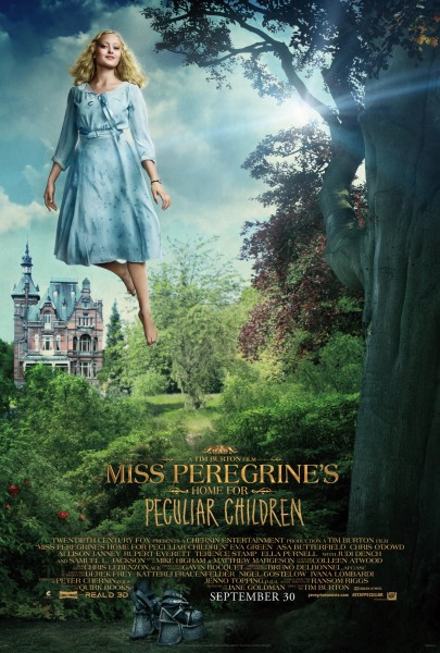 Hogar De Miss Peregrine Miss Peregrine's Home For Peculiar Children Assembles Its