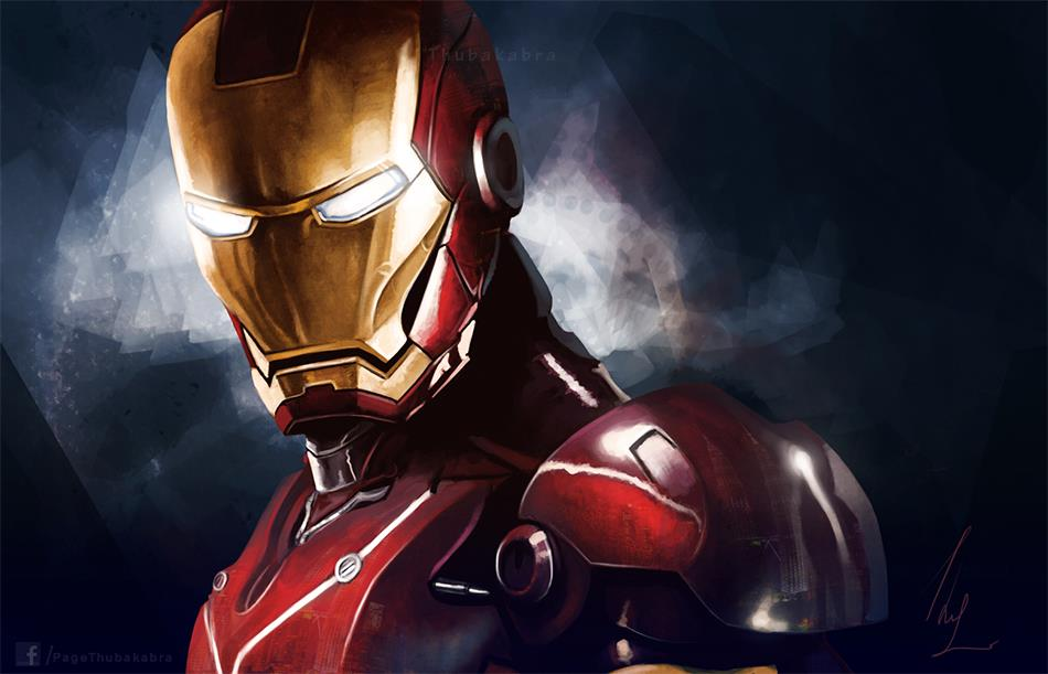 Vixx Wallpaper Hd Amazing Iron Man Fan Art 25 Images