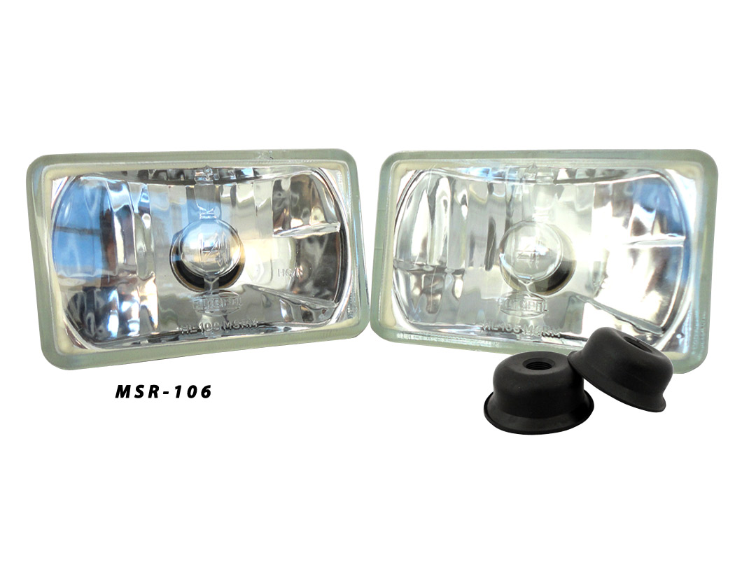 Regal Led Headlamp 2 4x6 H4666 Headlights Sealed Beam Head Lamp Highest