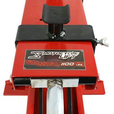 Dirt bike stand scissor lift outlet