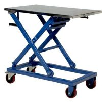 Portable Hydraulic Lift Tables - Scissor Lift Outlet