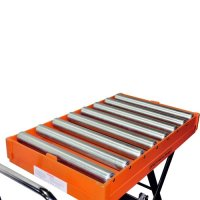 Bolton Tools New Hydraulic Foot Operated Scissor Roller ...
