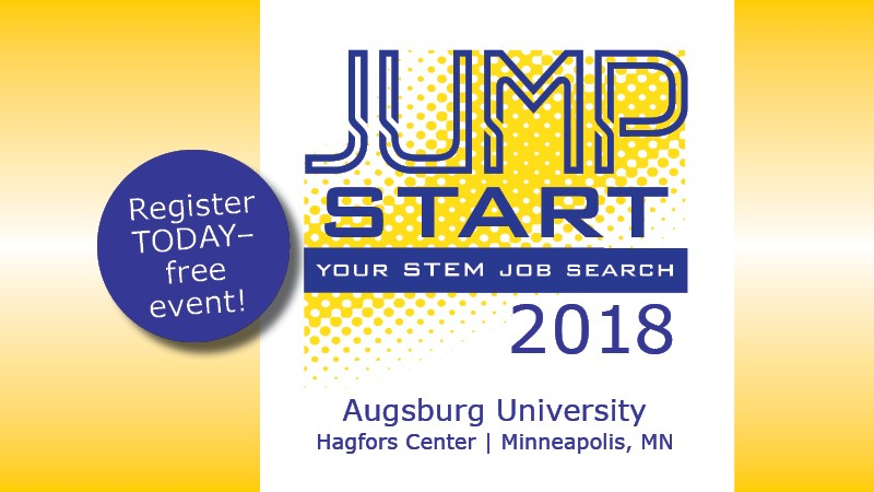 Get Ready to Jump Start Your STEM Job Search! SciTechsperience