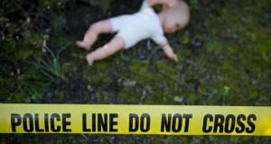 child abuse crime scene