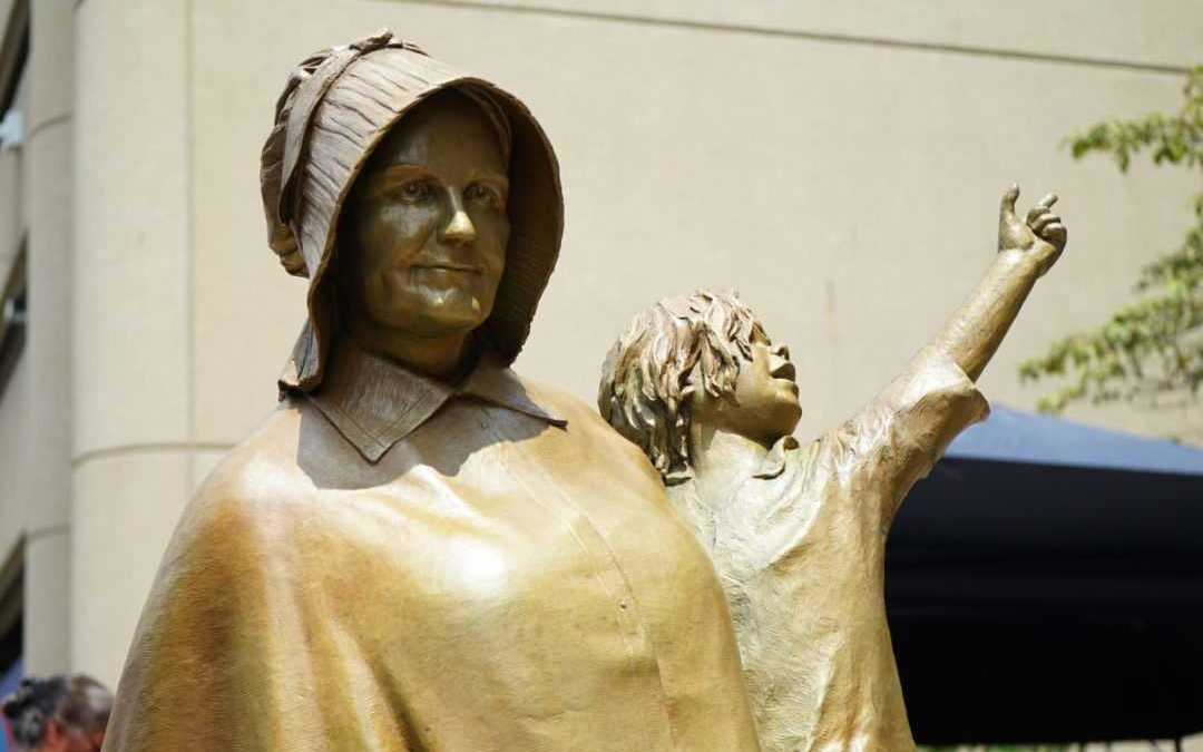 Catholic pioneer Mother Spalding honored with statue in Louisville