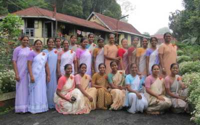 Summer program for temporary professed Sisters