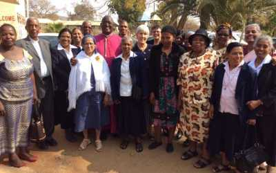 Celebrations of SCNs in Botswana