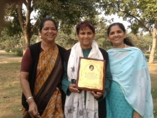 Annual gathering of Nazareth School of Nursing alumni in Delhi