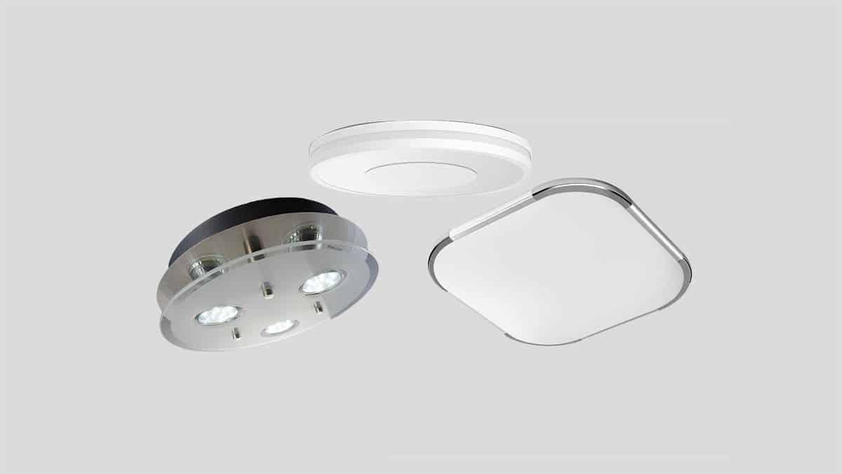 Plafoniere A Led Per Bagno : Plafoniere a led per bagno cloe lampada plafoniera di
