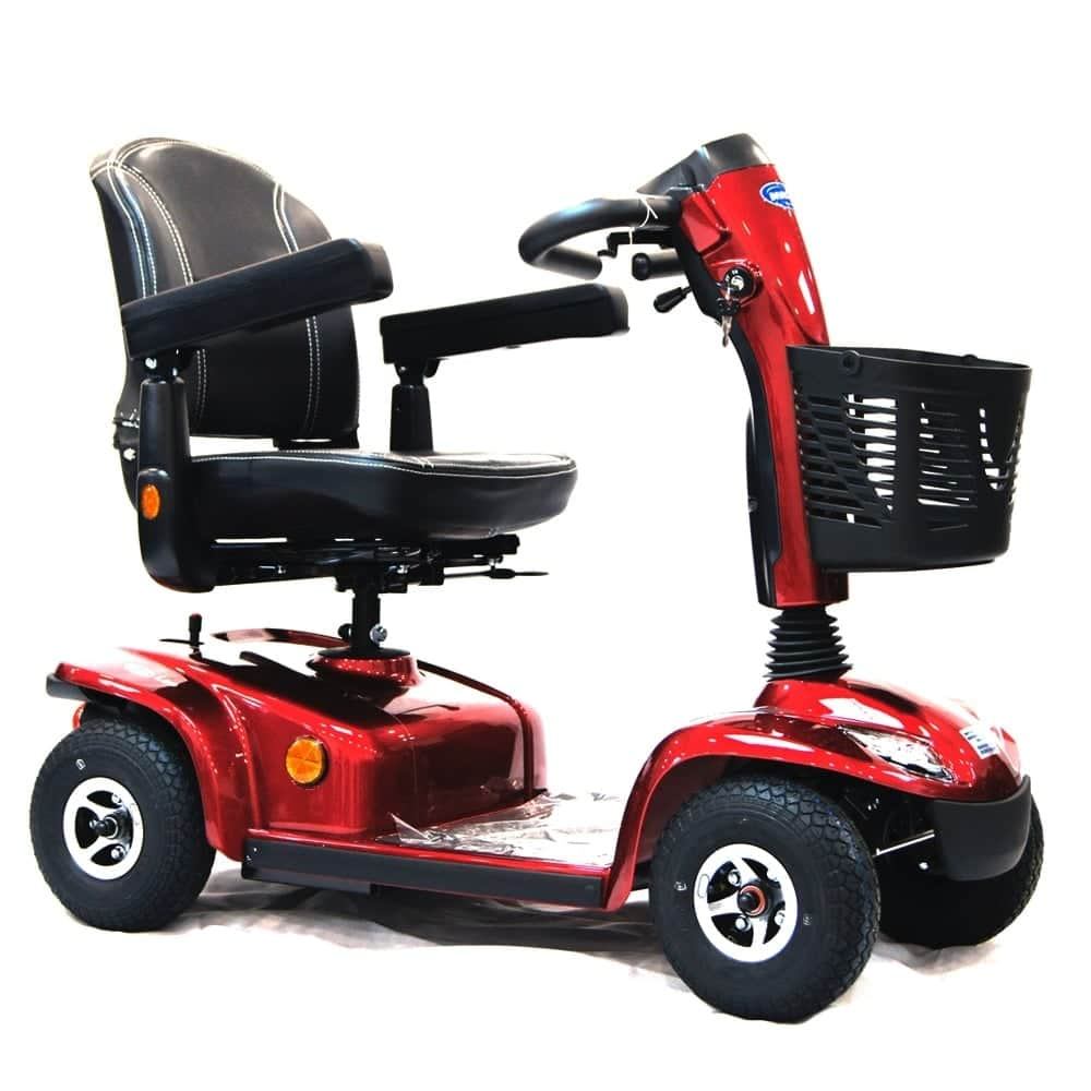 Invacare Leo 4 Roues Scooter Country