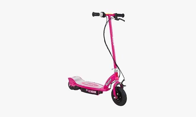 Schaltplang for a e100 razor scooter