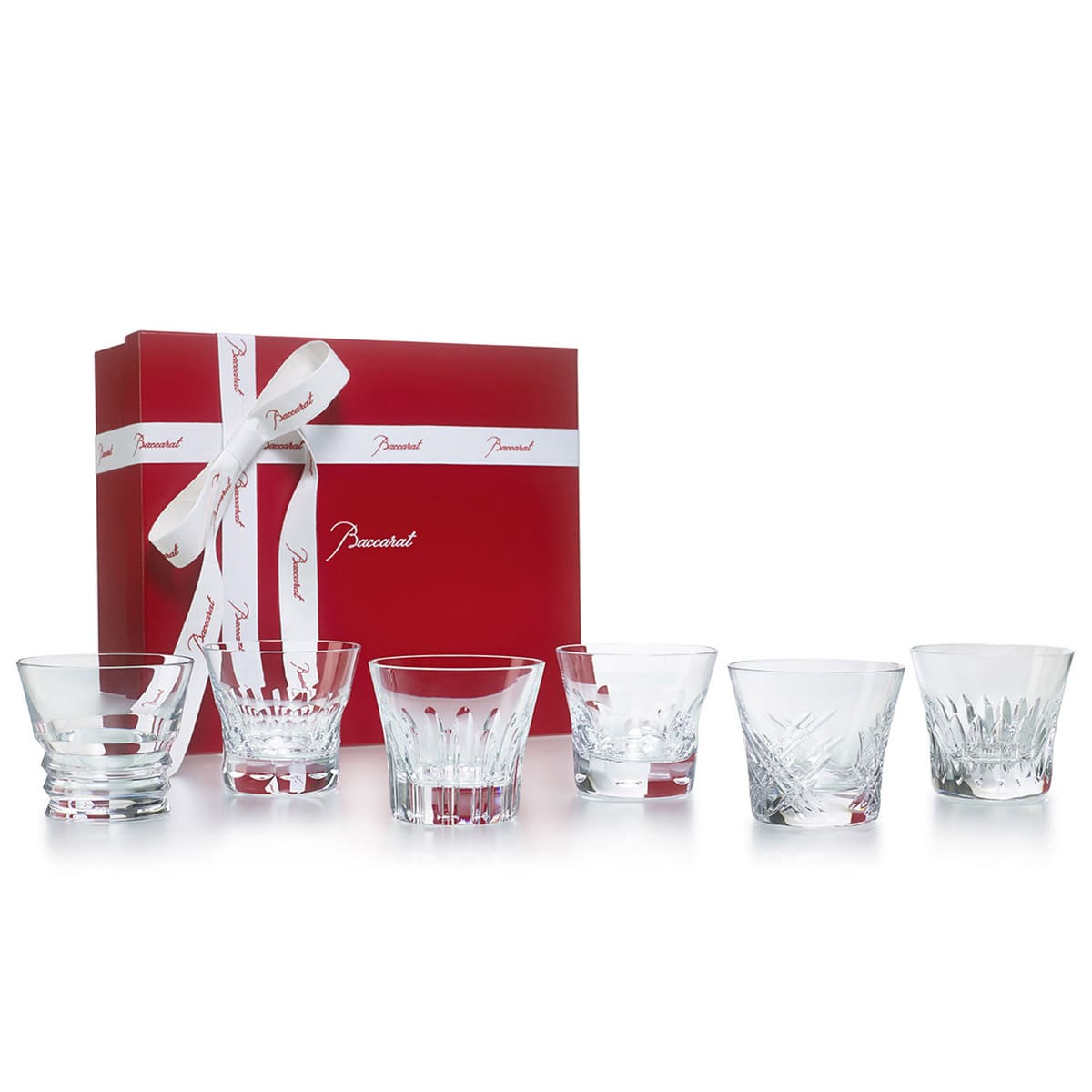 Bicchieri Baccarat Set 6 Bicchieri Whisky Quoteveryday Quot In Cristallo Baccarat
