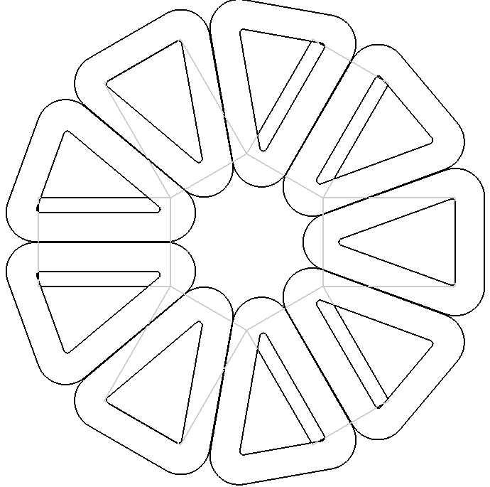 Clearer drawing of the 10-pole 12 coil design Hugh Piggott\u0027s blog