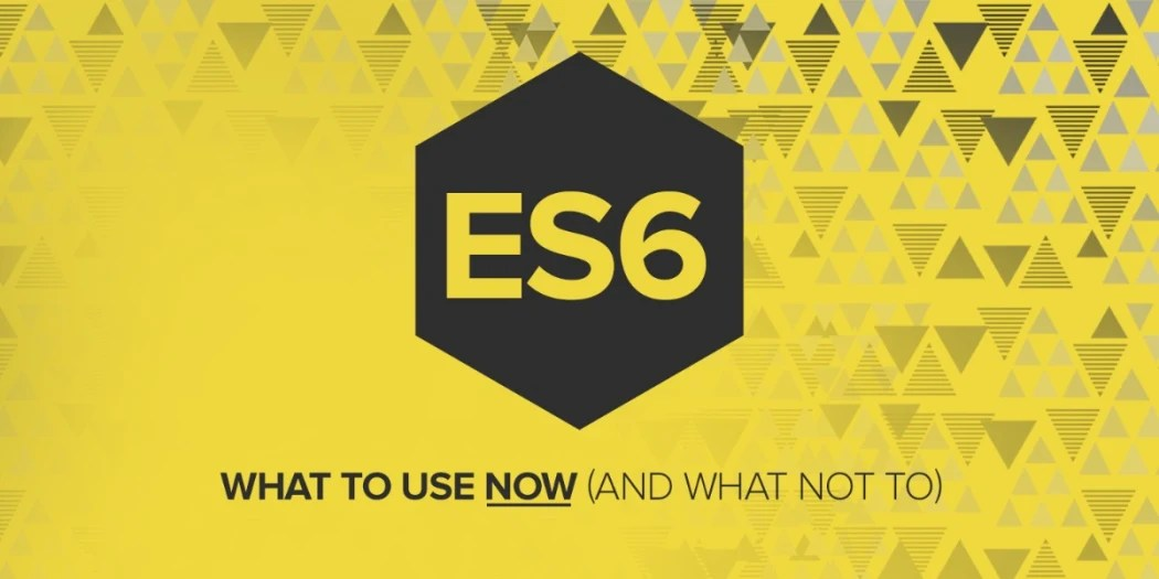 5 Features You Can Use in ES6 Today \u2015 Scotchio