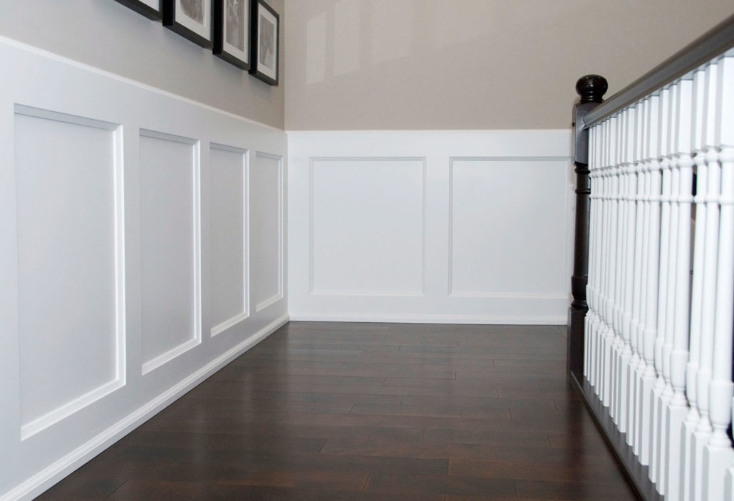 Living Room Wall Ideas Custom Wainscoting In Edmonton, Ab | Custom Wainscoting Makers