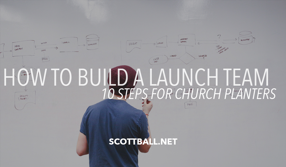 How to Build a Launch Team