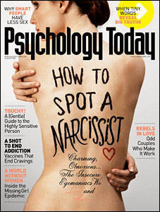 How to Spot a Narcissist
