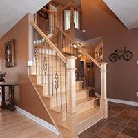 Ottawa Stair Flooring Hardwood - Winder Stairs - Scott ...
