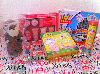 Littlewoods Christmas Giveaway…..  Ends 15th November 2011 – Goodie Basket