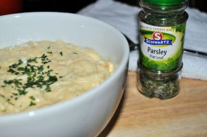 Noodle Chowder for an Emergency Meal in a Bowl