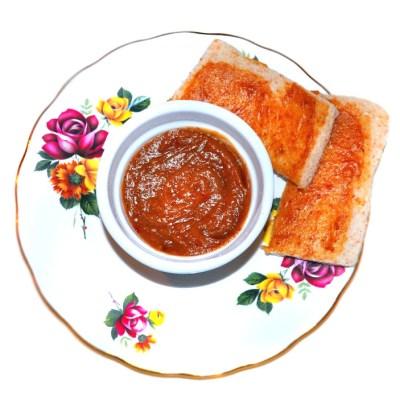 Luxurious Date Butter / Date Caramel