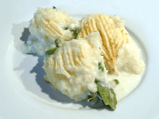Haddock and Mange Tout Fish Pie Recipe