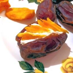 Medjool Dates Exotic Fruit Canape2