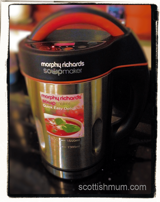 Morphy Richards Soup Maker 1
