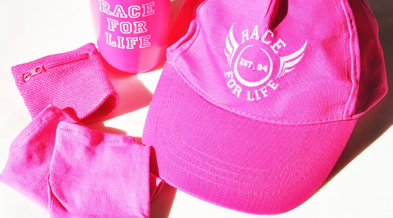 Race For Life 2016 and Me